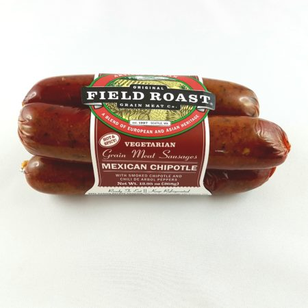 Field Roast. Grain Meat Sausages. Mexican Chipotle