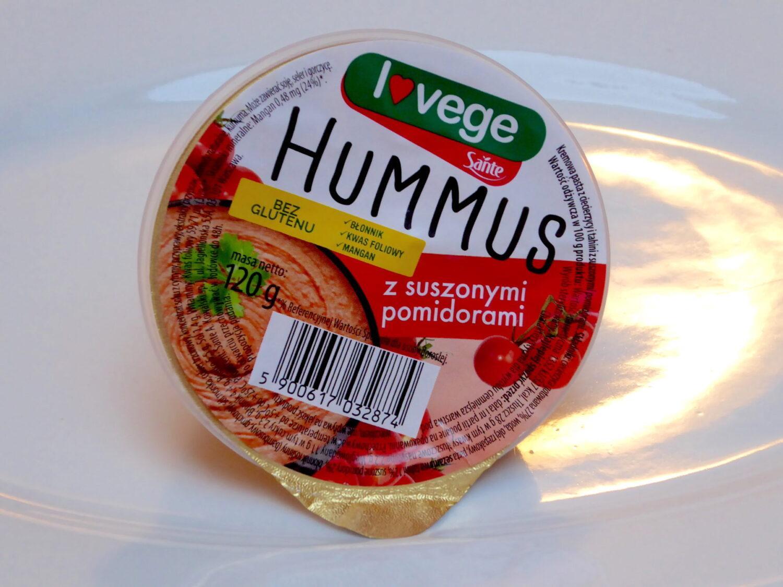 Sante. Hummus z suszonymi pomidorami