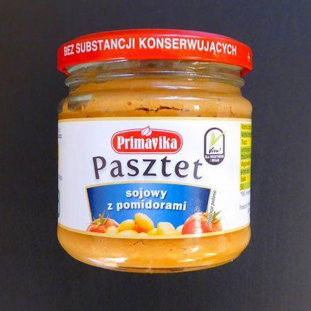 Primavika. Pasztet sojowy z pomidorami