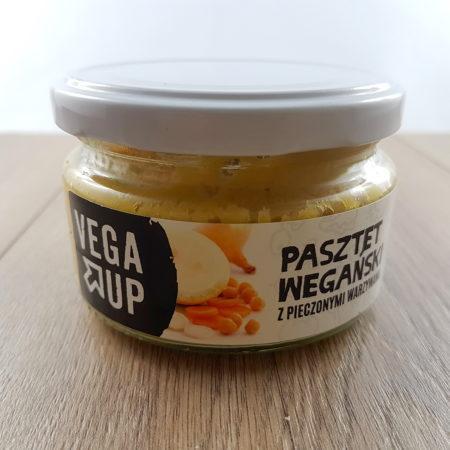 Vega Up. Pasztet wegański z pieczonymi warzywami