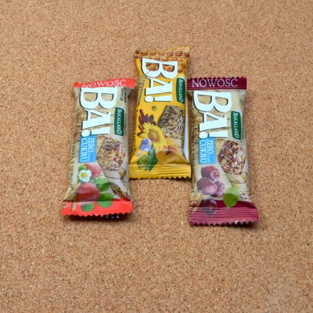 Bakalland Ba! 5 zbóż truskawka z quinoa