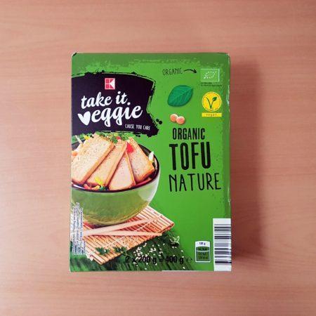 Take it Veggie. Organic tofu nature