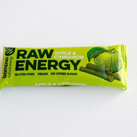 Baton Raw Energy. Apple & Cynamon