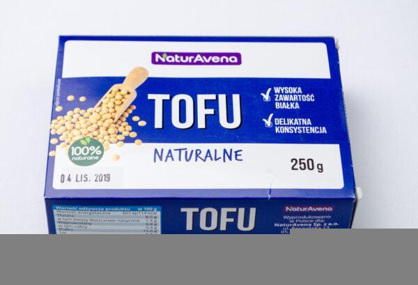 NaturAvea. Tofu naturalne