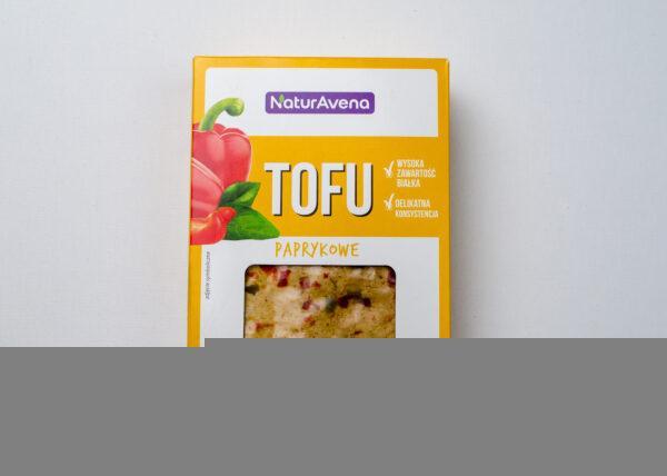 NaturAvea. Tofu paprykowe