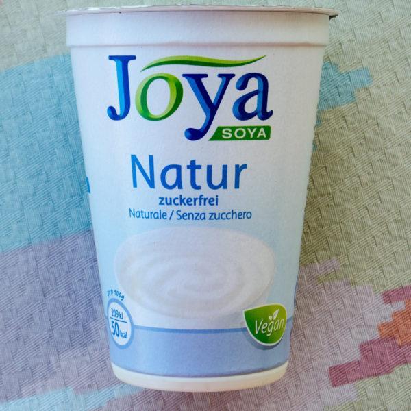 JOYA Soja Natur. Sojowa alternatywa dla jogurtu naturalnego