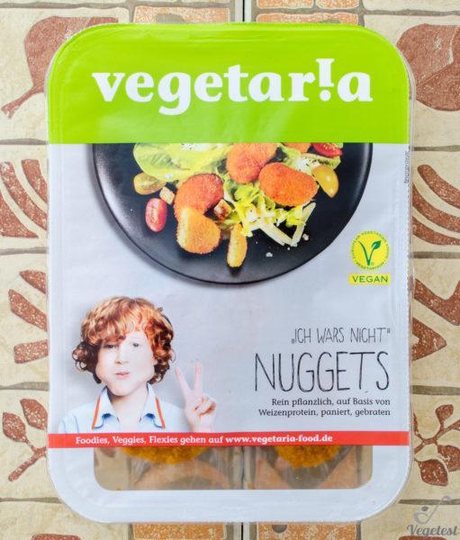 Vegetaria Nuggets. Kotleciki wegetariańskie