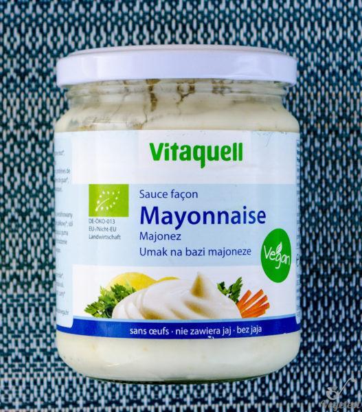 Vitaquell. Mayonnaise. Majonez wegański
