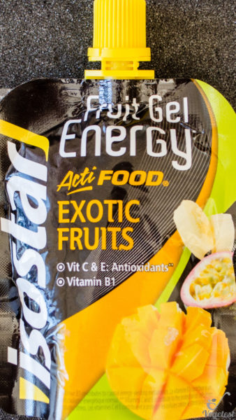 Isostar. Fruit Gel Energy. Exotic Fruits