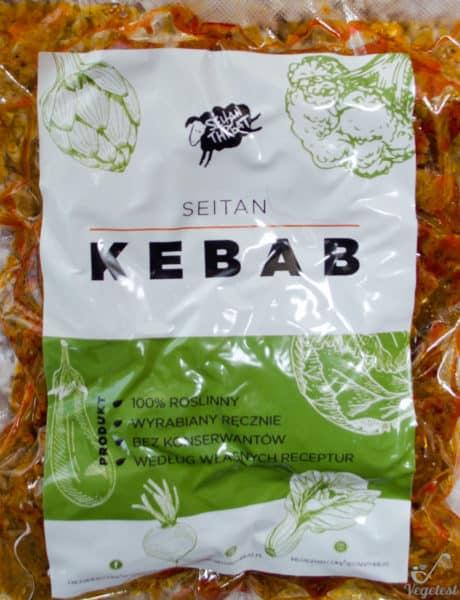 Seitan Threat. Kebab
