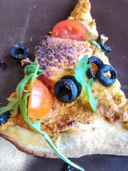 Telepizza. Pizza Oh! Hummus