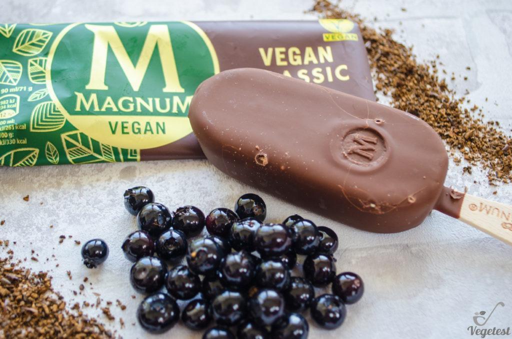 Lody wegańskie Magnum Vegan classic