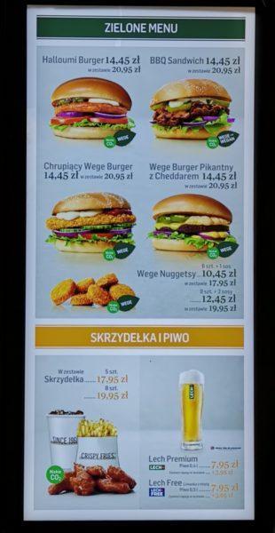 MAX Burger. BBQ Sandwich