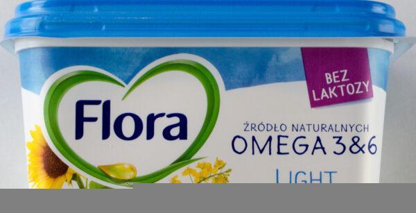 Flora Light Omega 3&6