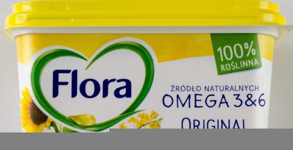 Flora Original Omega 3&6