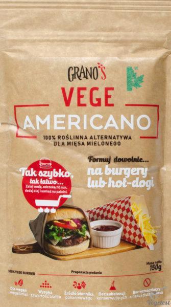 Grano's Vege Americano