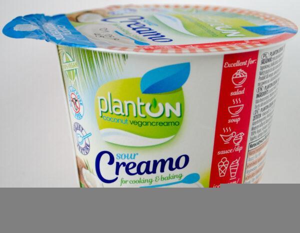 Planton. Cremao sour - wegańska śmietana 15%