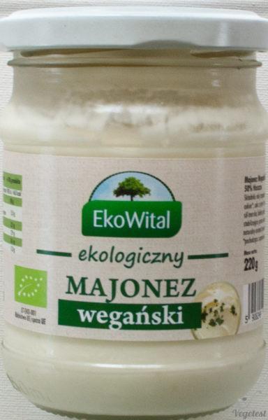 majonez wegański wegański blog