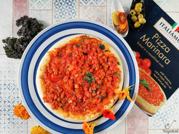 Italiamo. Pizza Marinara