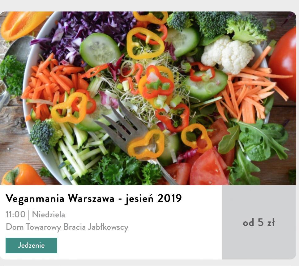Veganmania Warszawa