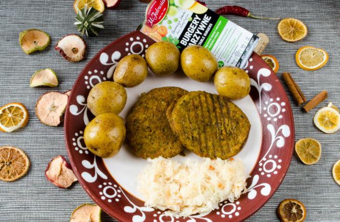 wegański blog burgery warzywne