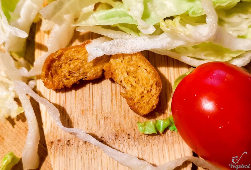 Dobra kaloria. Gyros à la kurczak - VegeTest.pl