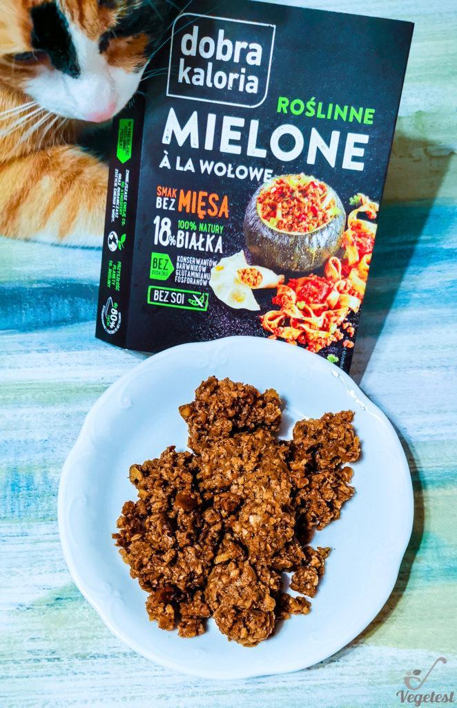 mielone a la wołowe dobra kaloria wegański blog