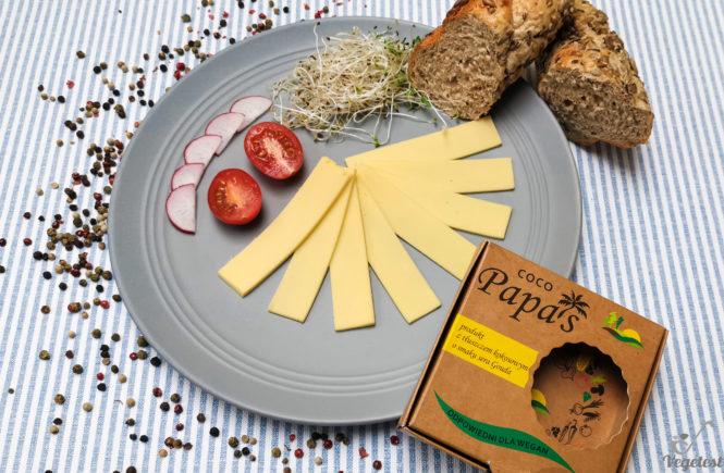 blog wegański gouda coco papas