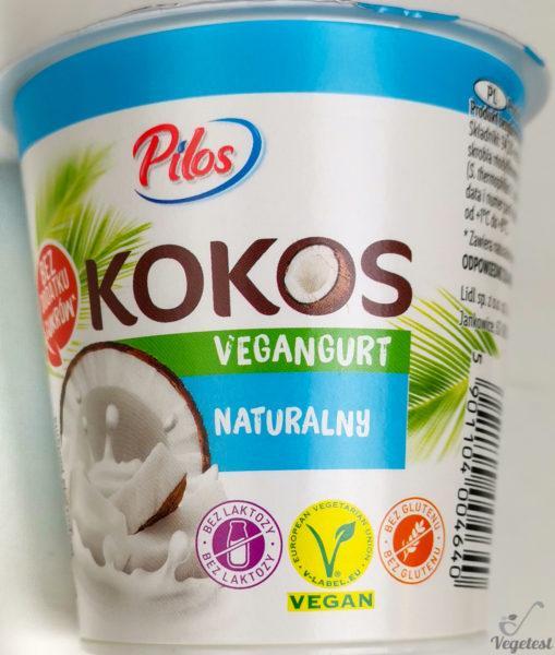 blog wegański pilos vegangurt naturalny