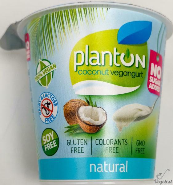 blog wegański vegangurt planton test