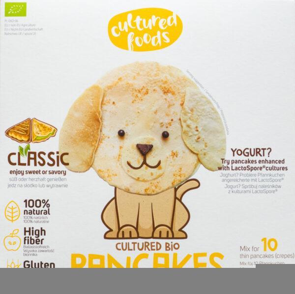wegański blog pancakes