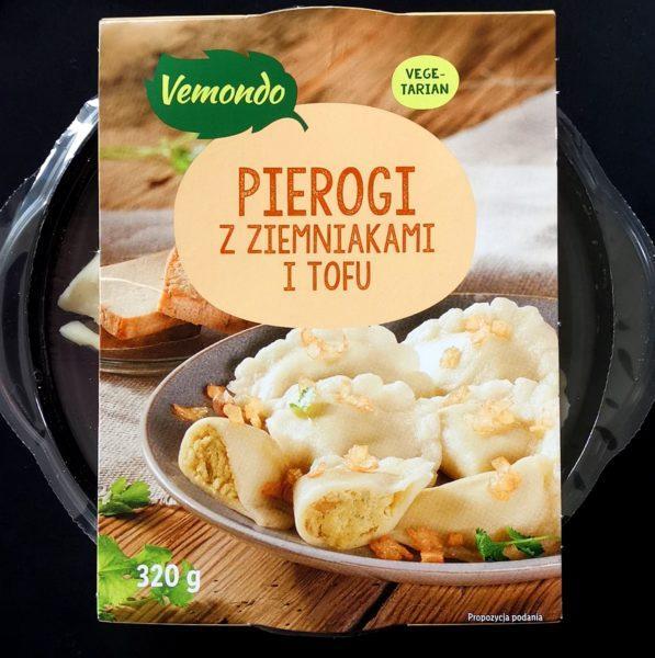 wegański blog pierogi z ziemniakami i tofu