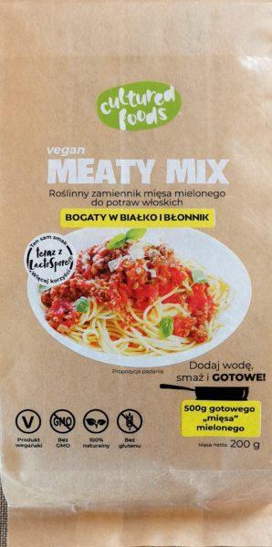 blog wegański meaty mix