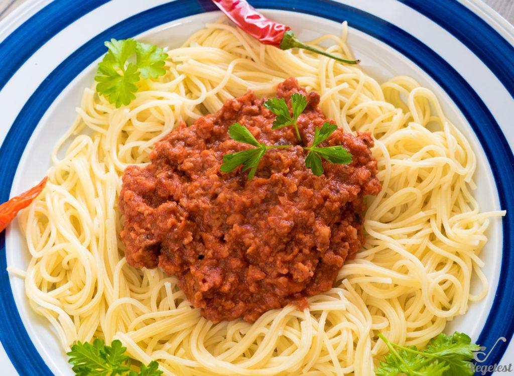wegański blog zdjęcie meaty mix