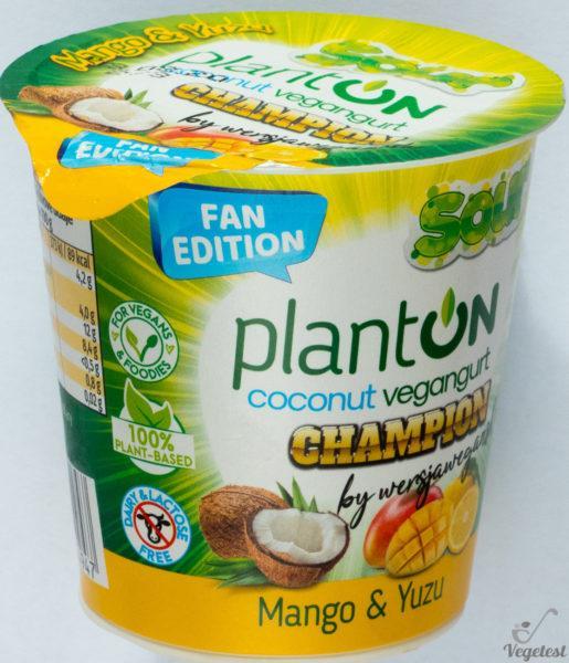 Planton. Fan edition. Sour - Mango & Yuzu