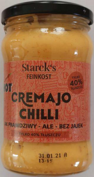 cremajo chili wegański blog