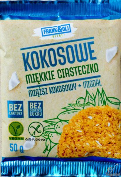 wegański blog ciasteczko kokosowe