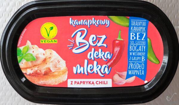 blog wegański chili kanapkowy