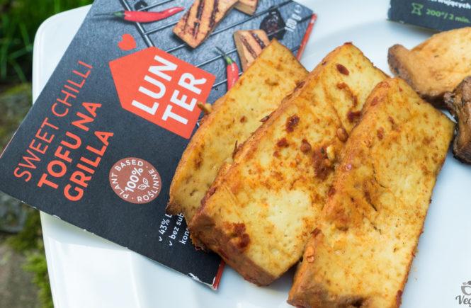 blog wegański tofu słodkie chilli
