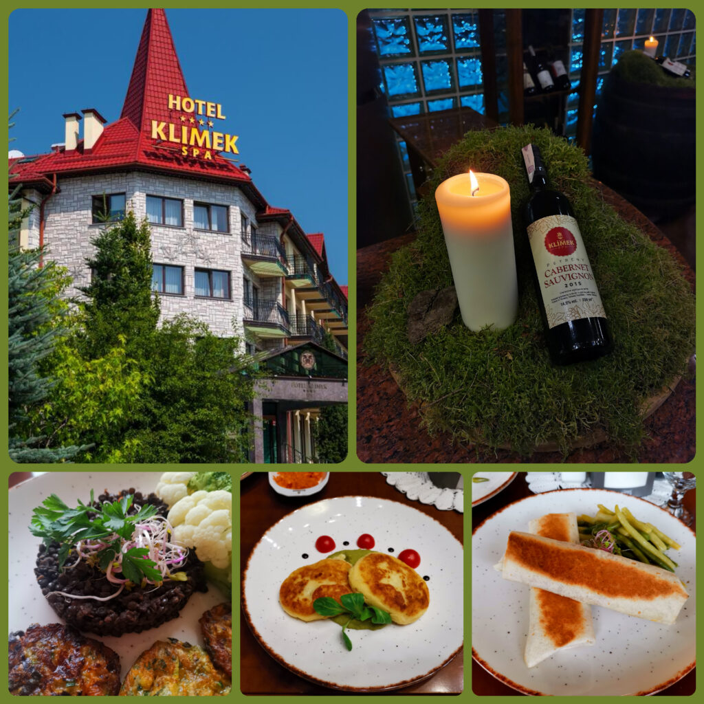 hotele w górach-hotel Klimek