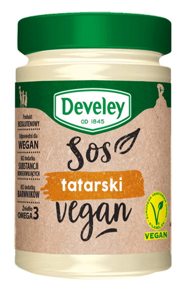 Develey. Vegan Sos Tatarski