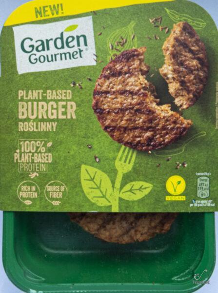 Garden gourmet na blog wegański