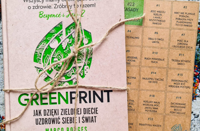Green Print książka