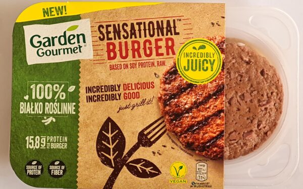 Garden Gourmet. Sensational Burger