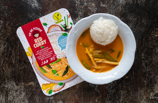 wegańskie curry blog wegański