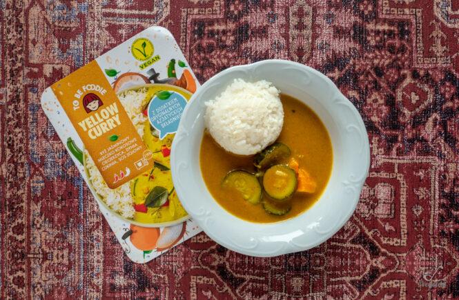 To be Foodie. blog wegański