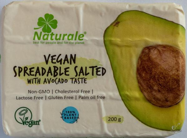 Naturale. Vegan mix tłuszczów do smarowania
